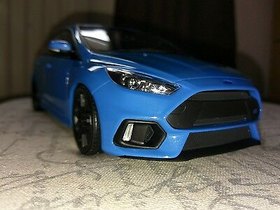 Ford Focus RS collector's model 1:18