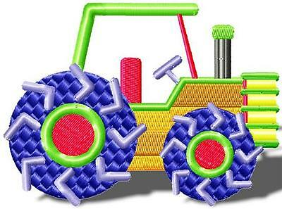 Construction 10  Machine Embroidery Designs Cd 2 Sizes