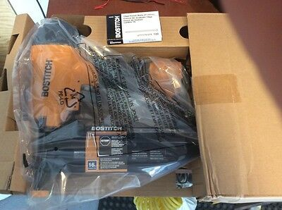 "NEW BOSTITCH SB-1664FN 1 1/4"" to 2 1/2"" 16 Gauge Straight Finish Nailer"