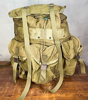 US MILITARY Army Marine Air Force Med Alice Field Pack Combat Backpack Rucksack