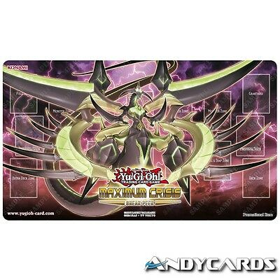 Tappetino Re Supremo Z-ARC ☻ Playmat Sneak Peek MACR ☻ CRISI MASSIMA
