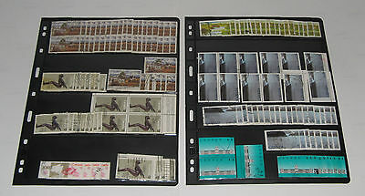 Canada Lot Of Over 900 Stamps High Value Hi Value 937 1084 1183 1378 1693 1694