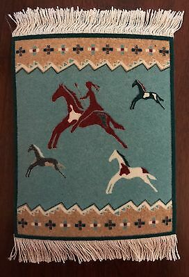RUG for 1:9 Scale Toy Model Horse Costume, or as a 1:12 Scale Dollhouse Rug #CR2