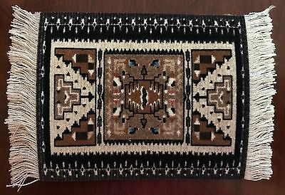 RUG for 1:9 Scale Toy Model Horse Costume or as a 1:12 Scale Dollhouse Rug #CR10