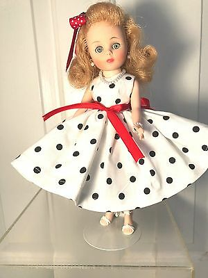 "Vintage Blond 1958 10"" American Character TONI DOLL in Complete Outfit"