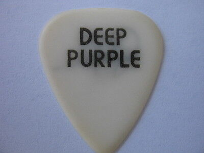 Rare Vintage Deep Purple Roger Glover Real Tour Guitar Pick