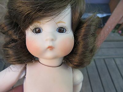 Adorable Just Me - 310 AOM Germany Armand Marseille Reproduction Doll  - 10 1/2""