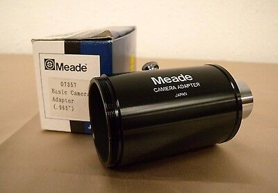 "Meade .965"" Basic Camera Adapter 07357"