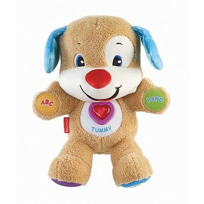 Fisher Price - Laugh and Learn Smart Stages Puppy - English Edition