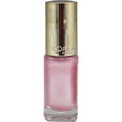 LOREAL 5mL COLOR RICHE NAIL POLISH 207 Baby doll 100% Brand New