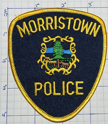 Vermont, Morristown Police Dept Version 2 Patch