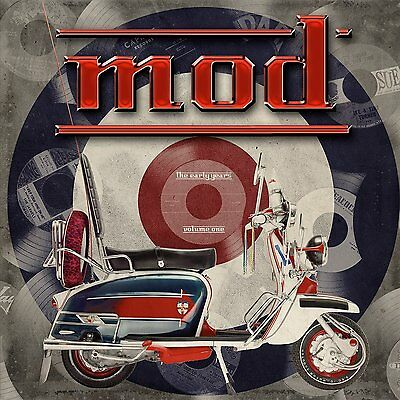 Mod The Early Years Limited Edition 180 Gram Blue Vinyl 2Lp - New/sealed