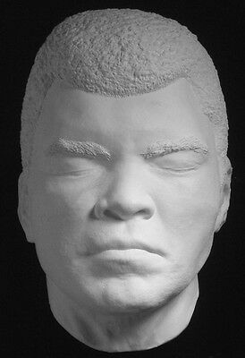 Muhammad Ali  Cassius Clay life mask Boxing cast champ
