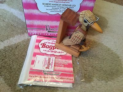 Bagpuss Professor Yaffle Figurine By Robert Harrop