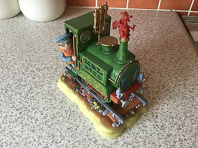 Very Rare Robert Harrop Ivor The Engine Ltd Edt Figurine - Boxed
