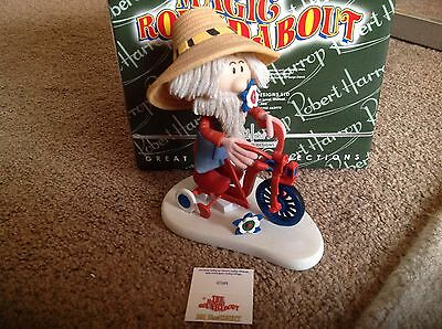 Robert Harrop The Magic Roundabout - Mr Machenry Figurine