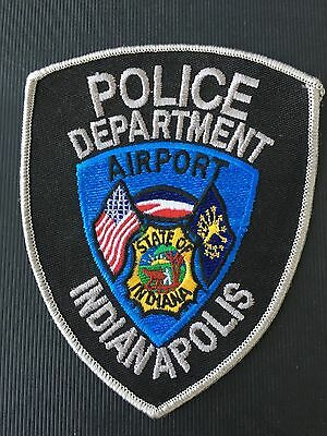 Indianapolis  Indiana  Airport Police   Shoulder  Patch