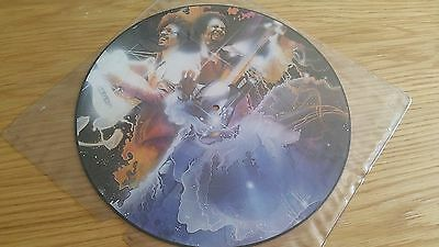 Brothers Johnson - Blam - A&m Lp - Picture Disc