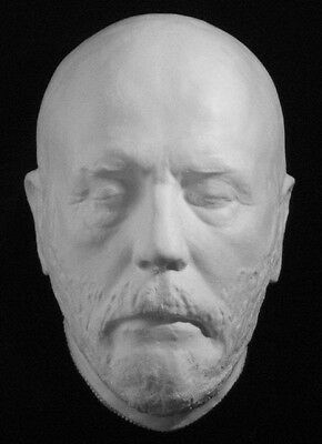 General ROBERT E. LEE death mask