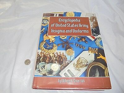 Encyclopedia Of The United States Army Insignia And Uniforms 1996 Reference    M