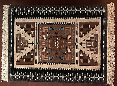 Fringed MOUSERUG (Mouse Pad) or 1:12 Scale LARGE Dollhouse Rug - Style #MR3