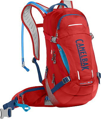 Camelbak Mule Low Rider 15L Backpack with 3L Water Bladder - Racing Rd/Bl