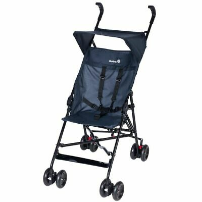 Safety 1st Baby Toddler Stroller Pushchair Buggy with Canopy Peps Blue 11827670