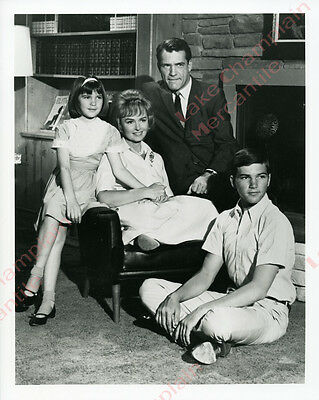 DONNA REED SHOW Press Photo Carl Betz Paul Peterson