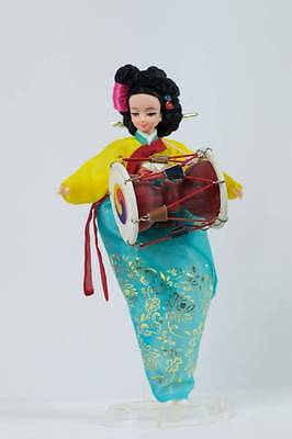 Sonokong Doll, Korean, adult collector, elaborate costume