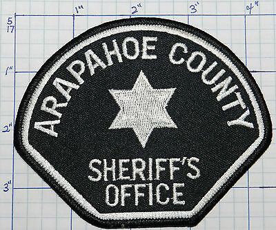 Colorado, Arapahoe County Sheriff's Office Patch