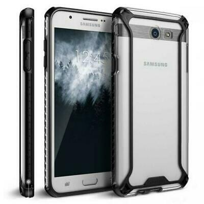 Poetic® For Galaxy J7 2017 TPU Bumper Slim Shockproof Cover Case Black/Clear