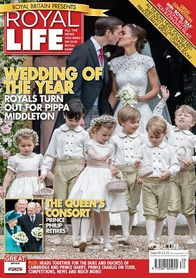 Royal Life magazine #30 Pippa Middleton Wedding Cover Story Exclusive
