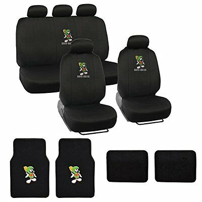 Warner Brothers Marvin the Martian Seat Covers & Floor Mats for Car - Looney ...