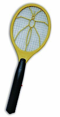 Electric Fly Insect Swatter Swat Bug Mosquito Wasp Zapper Killer Electronic Bat