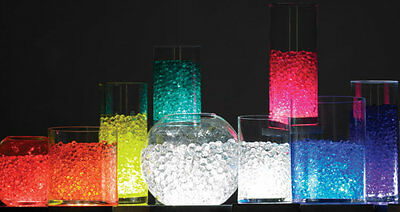 12 x Submersible Waterproof LED Tea Light Candles Battery Operated Wedding Vase