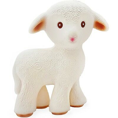 Mia the Lamb Teething Toy