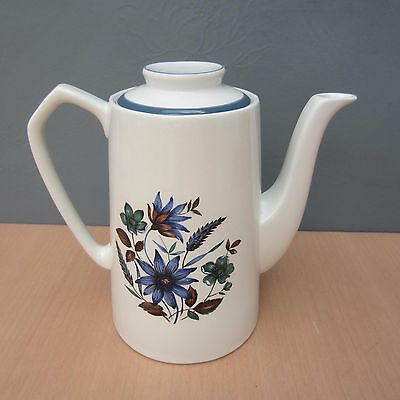 "Vintage Myott ""country Side"" Coffee Pot"