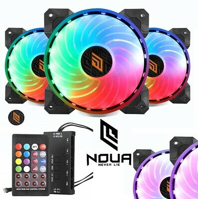 Striscia a Led Per CASE PC Deepcool RGB100 RED Installazione Magnetica 300mm