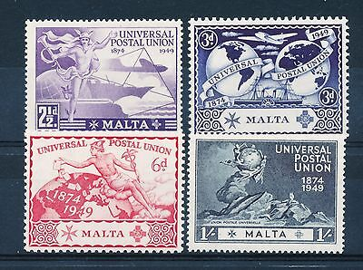 Malta 1949 75th Anniv of UPU set of 4