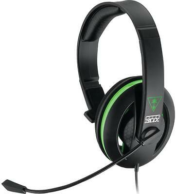 Turtle Beach Earforce Recon 30X 2.0 Gaming Headset Black & Green - Grade A+