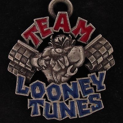 CHARM Taz Devil LOONEY TUNES Pewter WARNER BROS WB STORE RACE NASCAR RACING 5331