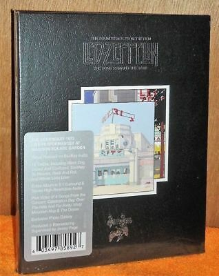 Soundtrack From The Film Led Zeppelin Song Remains The Same (Blu-ray, 2018) NEW