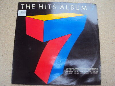 The Hits Album 7 VINYL Double LP