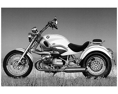 1998 BMW R1200C Motorcycle Factory Photo ca6868