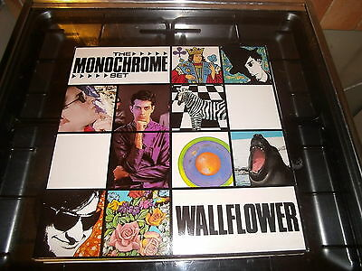 "THE MONOCHROME SET - WALLFLOWER     (1985)        12"" Vinyl Single"