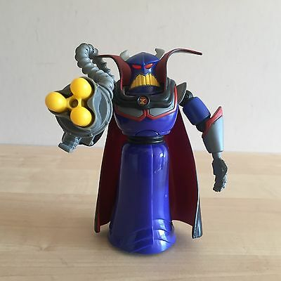 Disney Toy Story 2 Zurg 2001 Figure With Weapon & Sounds