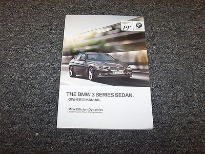 2014 bmw i3 owners manual package and nice case new and free u s rh picclick com bmw 320i owners manual 2015 2013 bmw 320i owners manual