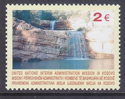 Kosovo 26 MNH 2004 Mirusha Waterfall Issue