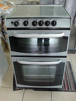 Cannon Stratford Gas Cooker With 4 Gas Rings And Double Gas Oven