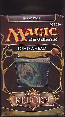 MTG Magic 1 x Alara Reborn DEAD AHEAD Intro Pack (Theme Deck) Sealed PLUS Bonus